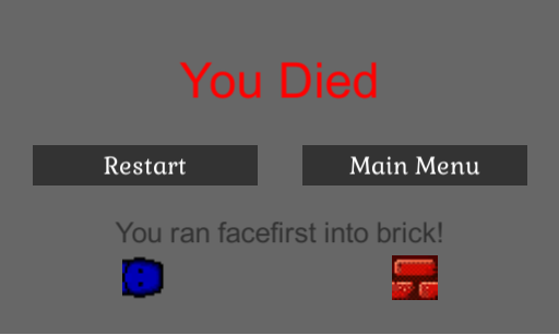 Death Screen
